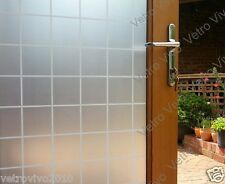 90 CM x 3 M - Square Removable Frosted Window Glass Film for privacy