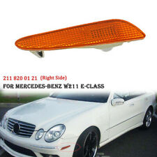 For Mercedes-Benz W211 E-Class Left Side Marker In Bumper Turn Signal Light