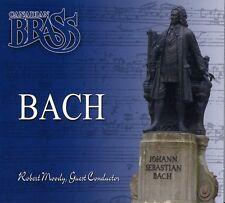 Canadian Brass, J.S. Bach - Bach [New CD]