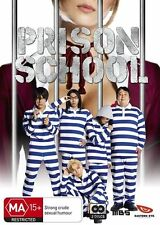 Prison School Live Action DVD Region 4, New  sealed