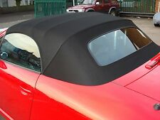 Audi TT New Mohair Hood with Glass Window