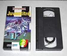Vhs JUVENTITRE' Juventus Campione d'Italia 1994 - 1995 SCUDETTO 23 Calcio 94/95