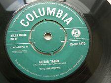 the shadows       guitar tango V/GOOD+