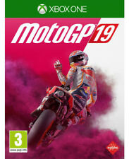 MOTO GP 19 XBOX ONE VIDEOGIOCO UFFICIALE 2019 ITALIANO MOTOGP19 NUOVO SIGILLATO