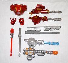 "Hasbro Marvel Iron Man 2 Movie Series 3.75"" & 6"" Action Figure Accessory Lot"