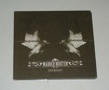 Madder Mortem Desiderata CD FREE SHIPPING