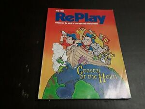 RePlay Monthly May 1993