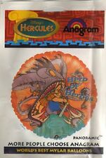 Disney Hercules Hero of Heroes Panoramic Mylar Balloon