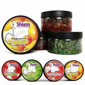 Pietre aromatizzate narghilè 100gr naturale chicha shisha melassa no nicotina