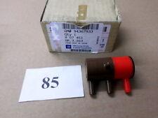Ventil Kraftstoffverdampfung FRONTERA B 2.2 DTI MONTEREY 807451 original OPEL