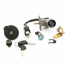 Chinese Scooter Parts Lock Set YY50QT-6 Benzhou Yiying Keeway JMStar Jonway BTM