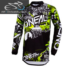 O'Neal Element Attack Jersey Black/Hi-Viz S-XXL