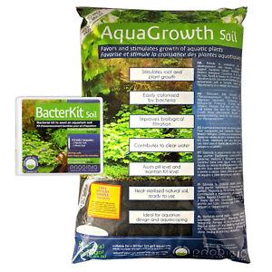 Prodibio Aqua Growth Soil 9L & FREE BacterKit Soil Planted Aquarium Substrate
