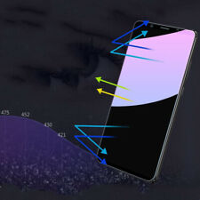 Full Cover Tempered Glass Screen Protector Coverage Shockproof For iPhone