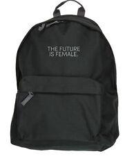 The future is female kit bag backpack ruck sack femenist school