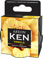 Areon KEN Vanilla Can Style Air freshener luxury perfume for your car AK20