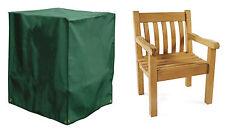 Housse pour fauteuil de jardin gamme confort vert