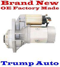 Starter Motor for Isuzu NKR NPR 200 250 300 400 NQR engine 4HF1 4HG1 Diesel 24V