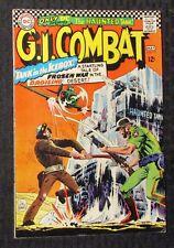 1966 G.I. COMBAT #117 FN- 5.5 Joe Kubert Cover /  Haunted Tank