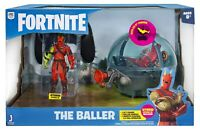 Fortnite Deluxe The Baller Vehicle With Hybrid (Stage 2) Action Figure NEW 2020