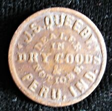Peru, Indiana In token J S Queeby