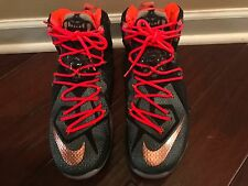7b8c59ad96a Nike LeBron XII Elite Series Rose Gold Collection Men Shoe Size 13