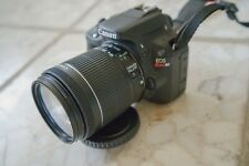 Canon EOS Rebel SL1 18.0MP Digital SLR Camera - Black & EF-S 18-55mm IS STM Lens