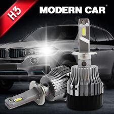 ModernCAR 10800LM 120W H3 LED Headlight Hi/Lo Light CREE Bulbs Lamp Conversion
