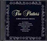 Platters Greatest hits (16 tracks) [CD]