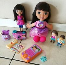 Dora The Explorer Singing Birthday Dora Doll and more