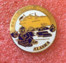 Pins THE NORTH SLOPE BOROUGH ALASKA USA