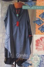 PATTERN - Camillia - women's sewing PATTERN from Tina Givens