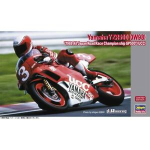 Hasegawa 21734 1/12 Yamaha YZR500 0W98 1988 All Japan Road Race Championship GP5