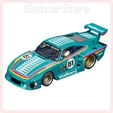"""Carrera Evolution 27612 Porsche Kremer 935 K3 """"Vaillant No.51"""" 1:32 Slotcar Auto"""
