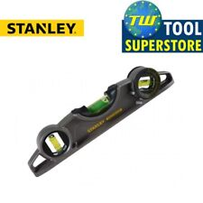 Stanley STA043609 FatMax Xtreme 10 in (environ 25.40 cm) Magnétique Torpedo pipe Spirit Level 250 mm 0 -
