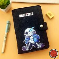 Anime Undertale Sans Journal Memo Notebook Diary Workbooks Study Work Gift