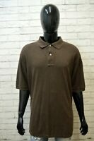 RALPH LAUREN Polo Uomo Taglia Forte Maglia Manica Corta Chemise Shirt Big Size