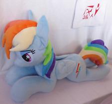 Rainbow Dash Custom 30in Cuddle, My Little Pony Plushie
