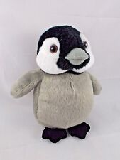 "Wild Republic Penguin Plush 7"" Stuffed Animal"