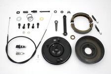 Replica Harley Davidson Knucklehead Flathead Brake Backing Plate Kit Front