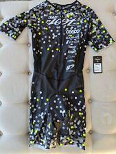 Team Zoot Ultra Men's Custom Triathlon Speed Suit (Medium)