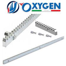 Zahnstange Stahl Modul4 M4 12mm Schiebetor Antrieb by Oxygen Automation