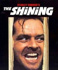 The Shining Blu-ray 1980 Jack Nicholson