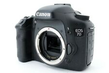 ■■719822  Canon EOS 7D Body only Junk camera