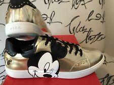Disney Aldo Cool Mickey Shoes Gold Men Size 9
