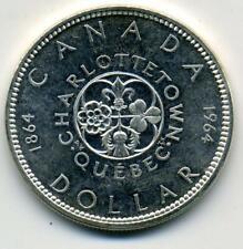 1964 1 Dollar Canada SILVER