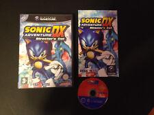 Sonic Adventure Dx Deluxe De Luxe Gamecube Game Cube PAL ESPAÑOL