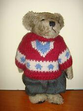 Boyds Bears Plush Freddy Bear