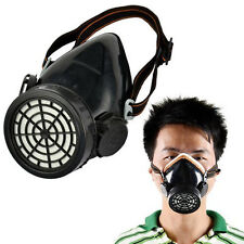 Single Cartridge Gas Mask Respirator Dust for Construction Chemical Paint