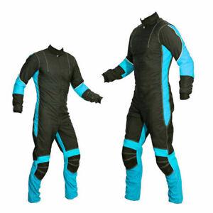 Latest Design Skydiving suit Aqua